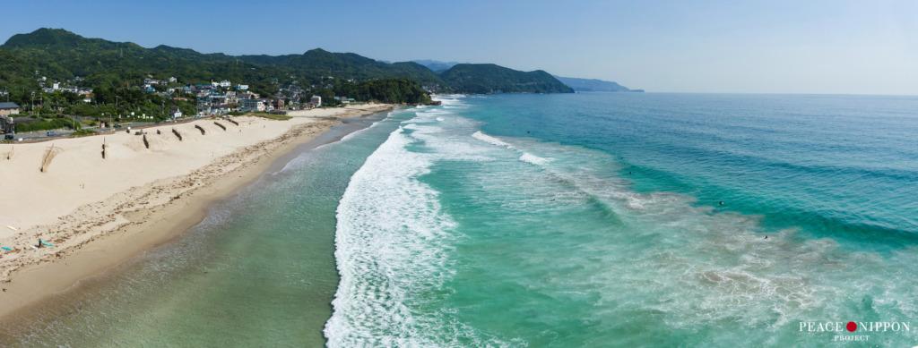 白浜海岸(大浜海水浴場)