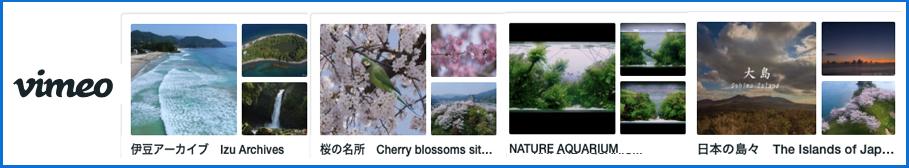 Vimeo アーカイブイメージ